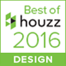 Best of Houzz 2016 - Design: This professional's portfolio was voted most popular by the Houzz community.