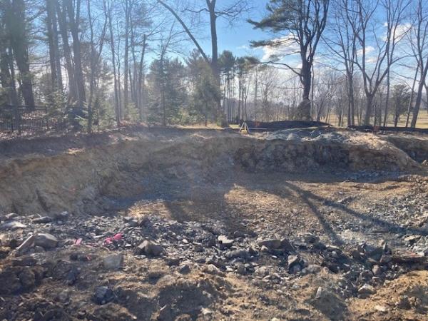 Kennebunk Tear Down & Rebuild